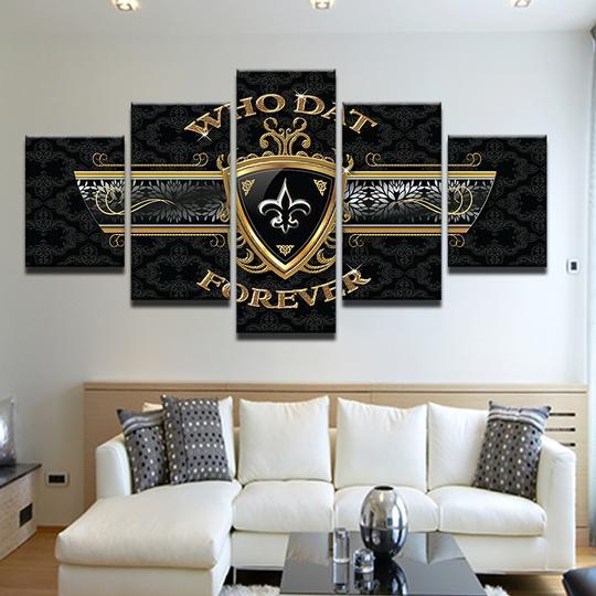 New Orleans Saints Who Dat Forever
